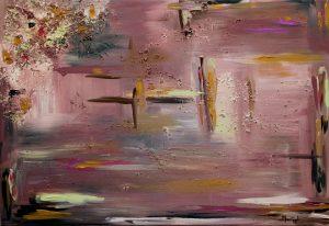 Isla de colores 56 x 73