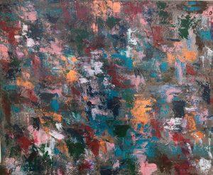 Pintando la vida de color 92 x 73