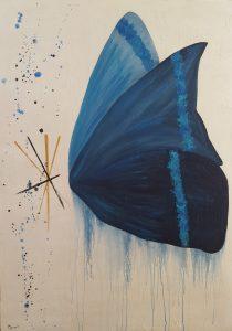Butterfly 140 x 100