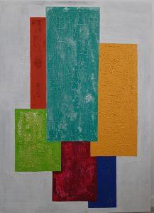 Colores del Arco Iris 140 x 100