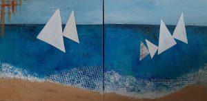 184.- La Playa de Duna 60 x 120